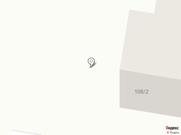 Серебряный ключ на карте Благовещенска