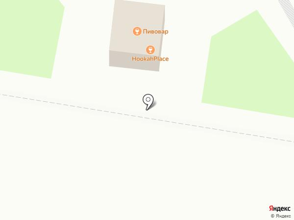 Хука Плейс на карте Благовещенска