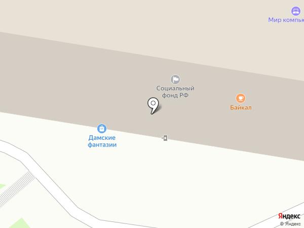 КлиК на карте Благовещенска