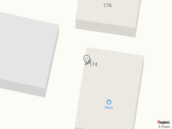 Привод на карте Благовещенска