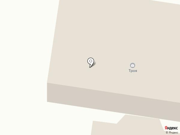 Алифур-Строй на карте Благовещенска