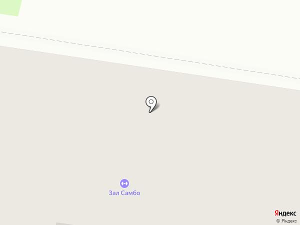 Зал самбо на карте Благовещенска