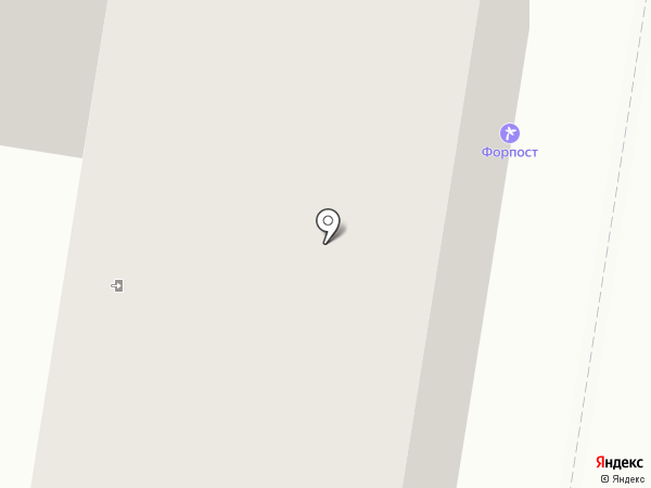 Новый Квартирьер на карте Благовещенска