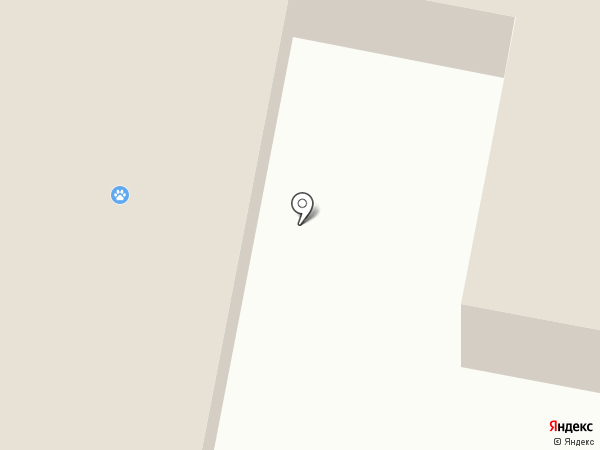 Благовещенская районная станция по борьбе с болезнями животных на карте Благовещенска