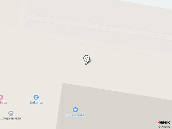 Магазин трикотажных изделий на карте Благовещенска