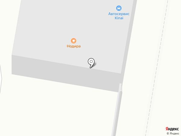 Регион АвтоДор на карте Благовещенска