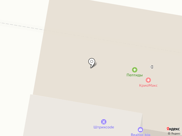 Городской геодезический центр плюс на карте Благовещенска