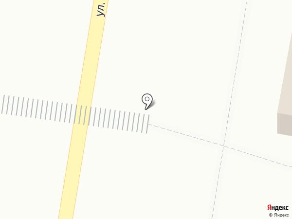 Киоск по продаже кур-гриль на карте Благовещенска