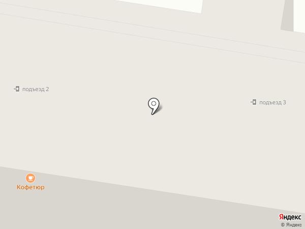 Соло на карте Благовещенска