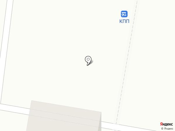 Павильон 125 на карте Благовещенска