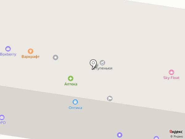 Дикий улов на карте Благовещенска