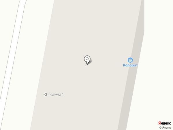 Колорит на карте Благовещенска