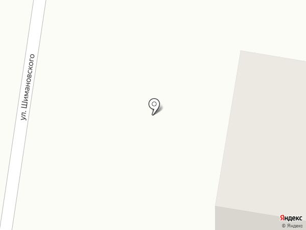 Версаль на карте Благовещенска