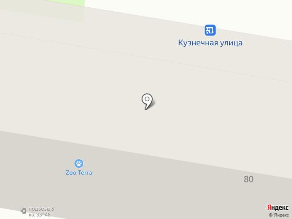 Городская управляющая компания-ГУК 2 на карте Благовещенска