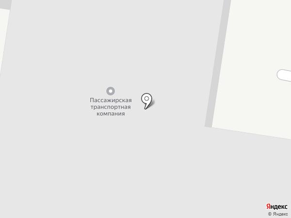Пассажирская транспортная компания на карте Благовещенска