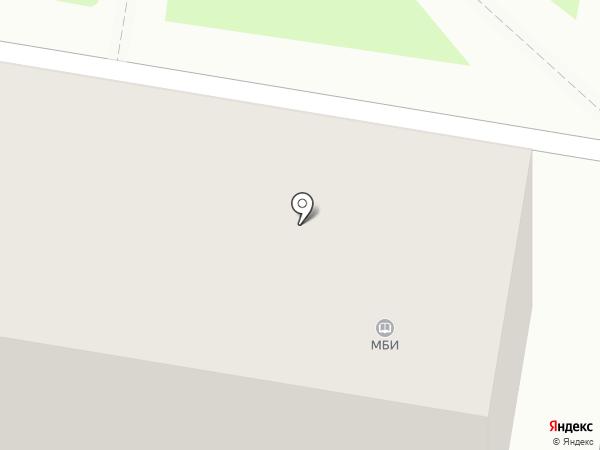 Библиотечный информационный центр на карте Благовещенска