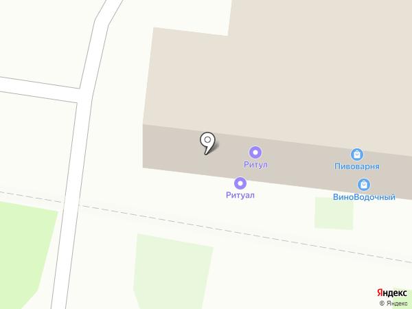 Мемориальное предприятие Ритуальные услуги на карте Благовещенска