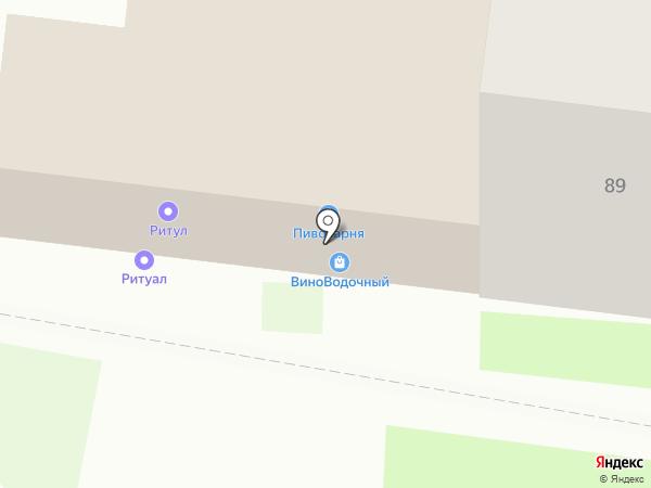 ANGEL на карте Благовещенска