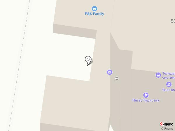 ГПС на карте Благовещенска