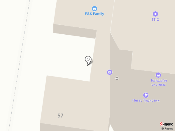 Сервис ДВ на карте Благовещенска