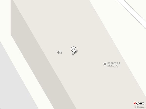 Административный участок №7 на карте Благовещенска