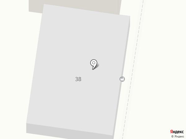 Детская молочная кухня №1 на карте Благовещенска
