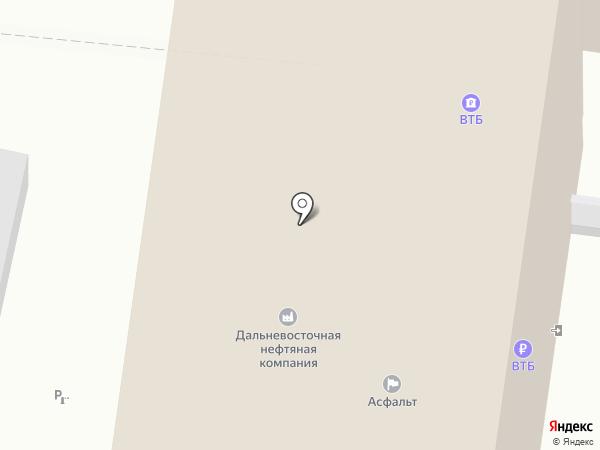 Дальневосточная нефтяная компания, ЗАО на карте Благовещенска