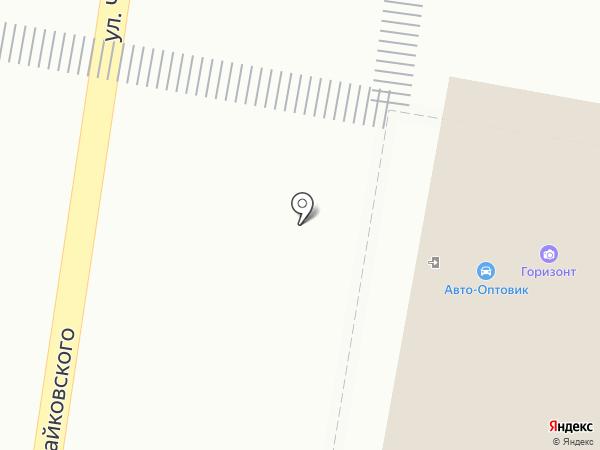 Амурсоюзаудит на карте Благовещенска