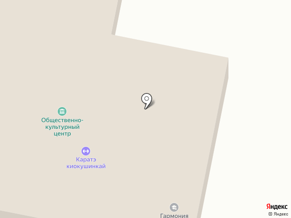 Зал айкидо на карте Благовещенска