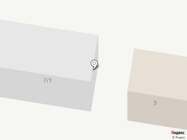 Компания услуг автовышки на карте Благовещенска