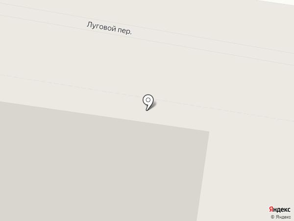 Бусинка на карте Благовещенска