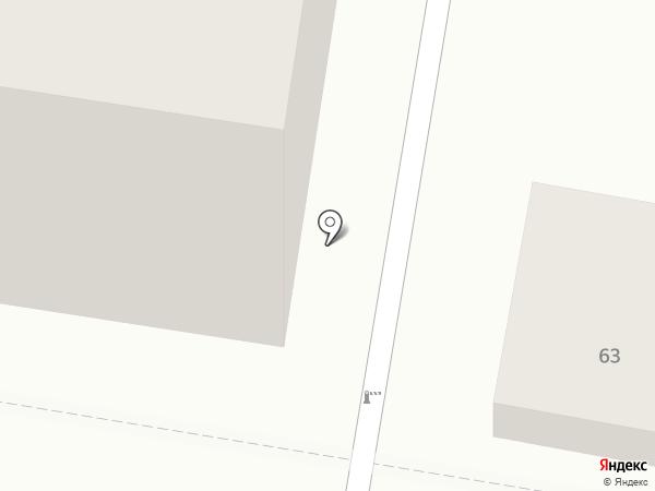 Баба Груня на карте Благовещенска