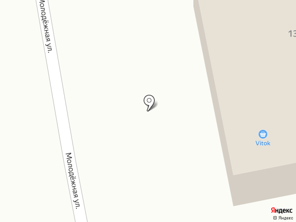 Универсальный магазин №349 на карте Благовещенска