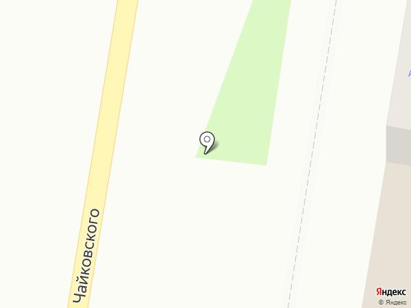 Амур-пресса на карте Благовещенска