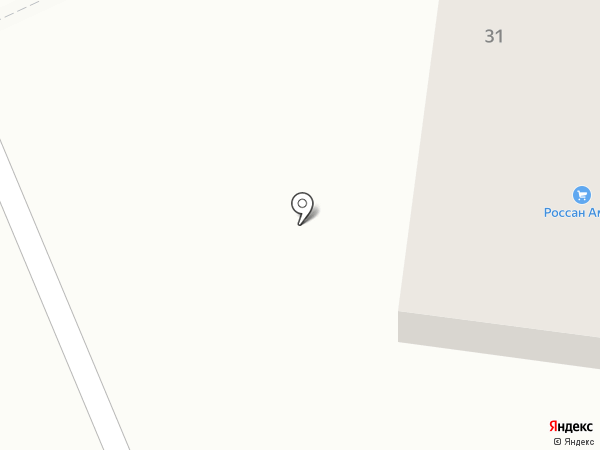 Рассан-Амур на карте Благовещенска