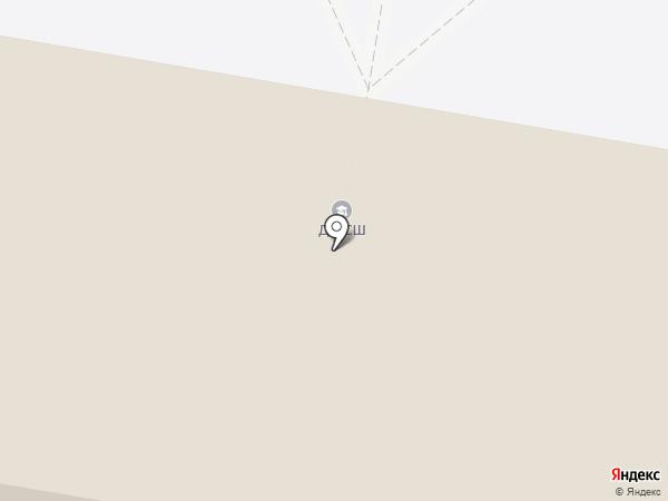 Клуб фитнес-аэробики на карте Благовещенска