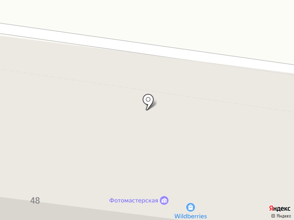 Алгон на карте Благовещенска
