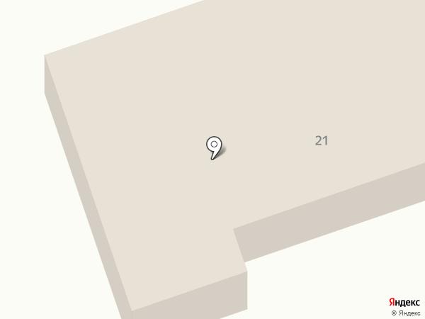 Продовольственный магазин на карте Новотроицкого