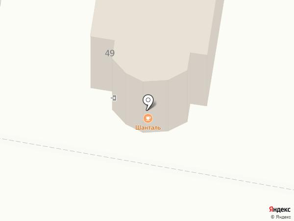 Гаражсервис на карте Благовещенска