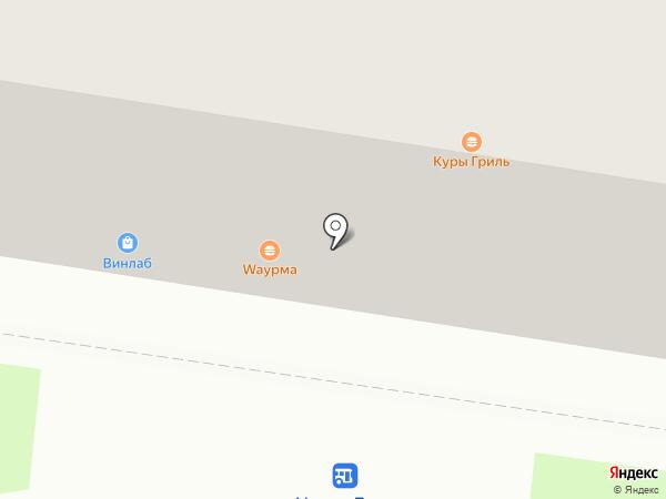 Банкомат, Восточный банк, ПАО на карте Благовещенска