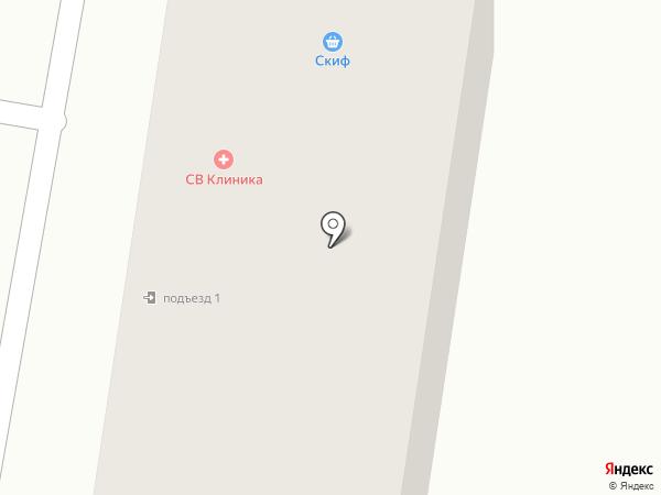 Журавлёнок на карте Благовещенска