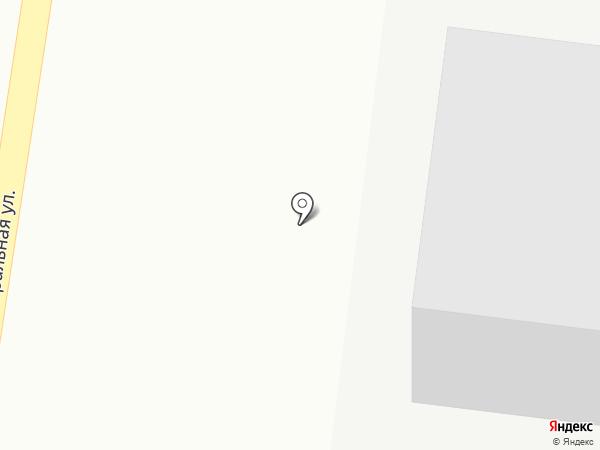 Пузан на карте Благовещенска