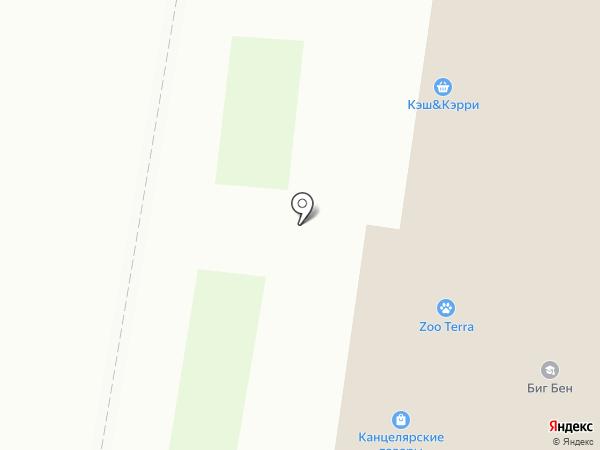 СувенирЧик на карте Благовещенска