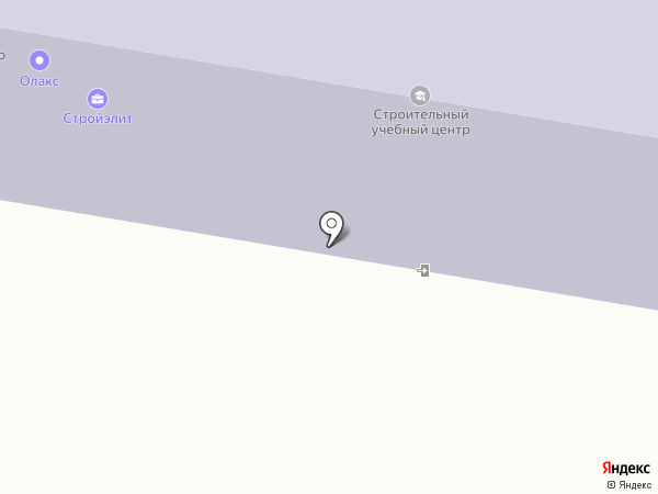 Амурский строительный учебный центр, ЧУ ДПО на карте Благовещенска
