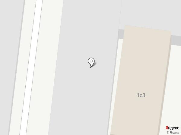 Неон на карте Благовещенска