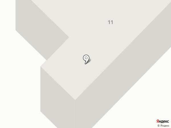 Любаша на карте Садового
