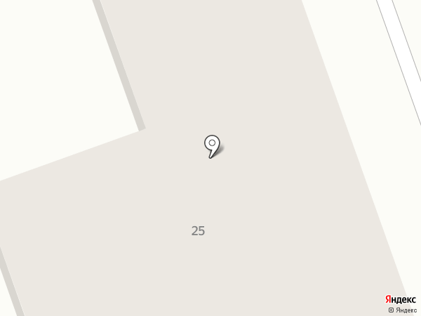 Сауна на Моховой на карте Моховой-Пади
