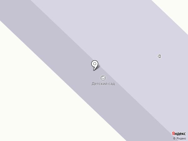 Детский сад №22 на карте Моховой-Пади