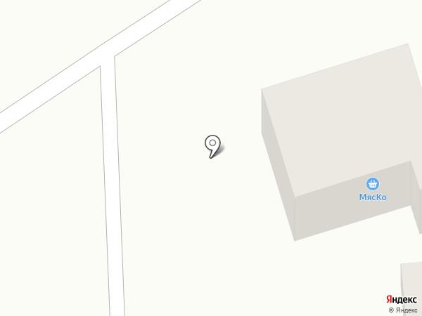 Наш любимый на карте Моховой-Пади