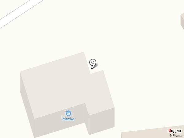 Амур-пресса на карте Моховой-Пади